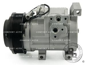 New AC A/C Compressor With Clutch Fits: 2007 - 2010 Scion tC L4 2.4L