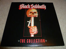 BLACK SABBATH-The Collection GATEFOLD  DOUBLE VINYL LP