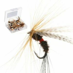 Fly Fishing Lures Insects Flies Dragonfly Dry Topwater Artificial Bait Trout