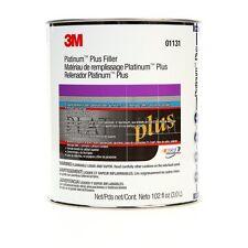 3m Platinum Plus Body Filler NEW WITH HARDNER