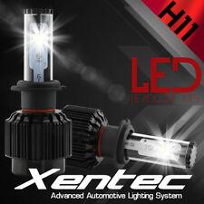 XENTEC LED HID Headlight kit 388W 38800LM H11 6000K for 2007-2016 Kia Rondo