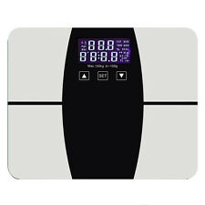 Digital Weight Body Fat Scale Bathroom Parameters Smart  LCD Electronic AU