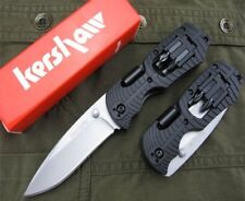 Kershaw 1920 Select Fire Knife Multi Tool Folding Pocket Knives New EDC Hawk