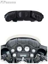 3-Pockets Fairing Pouch Windshield Bag Saddle For Harley Electra Street Glide
