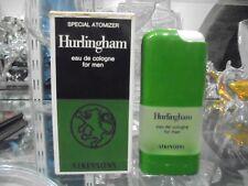 HURLINGHAM ATKINSONS edc for men SPECIAL ATOM 34ml very rare vintage perfume