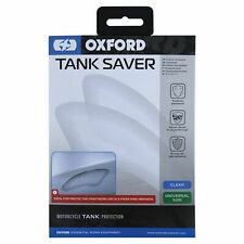 Oxford Motorcycle Motorbike Tank Saver Protector - Clear