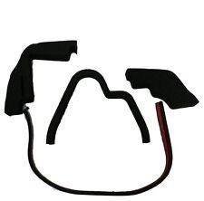 John Deere (hood w/ metal hinges) seal kit 4210 4310 4410 LVU10461 LVU10458