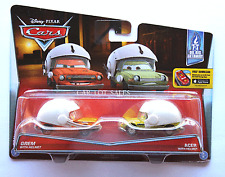 Disney Pixar Cars Grem and Acer with Helmet 2 Pack #8/8 Imperfect package