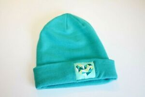 The North face Youth Dock   Beanie Teal Green   size M/M  OS