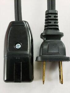 "Hamilton Beach Coffee Percolator Power Cord Model 40622R (2pin) 36"" part"