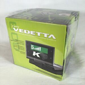 NEW COBRA (RUSSIA LANGUAGE) Vedetta  Radar/Laser Camera Detector Model SLR 600RU