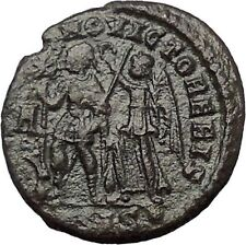 VETRANIO in the name of CONSTANTIUS II BY THIS SIGN CONQUER Roman Coin i54437