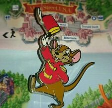 Pin Disney Paris Cast Member Refresh Lanyard Dumbo Souris Mouse Timothy Timothée