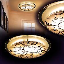 Plafoniera Design con Decorazioni Lampada Corridoio Lustro Ingresso Luce 135647
