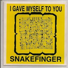 [SNAKEFINGER-I Gave Myself to You/(This is not a) Disco Song]-Residents-I7-7