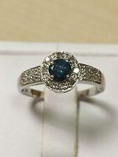 Fancy Colour White Gold Fine Diamond Rings