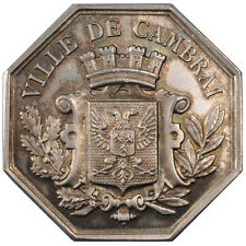 [#70127] France, Chamber of Commerce, Token, Ms(60-62), Silver, 18.61