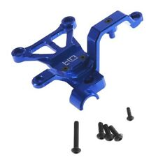 Hot Racing XMX12M06 Alum Front Upper Chassis Steering Brace Blue Traxxas X-Maxx
