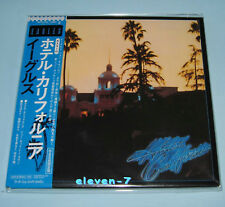 The Eagles HOTEL CALIFORNIA JAPAN MINI LP CD foc Brand NEW & STILL SEALED
