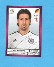 PANINI-EURO 2012-Figurina n.238- KHEDIRA - GERMANIA -NEW-DARK BOARD