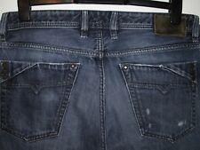 Diesel Mennit Regular-Straight Fit Jeans Laver 0880 F W33 L32 (a3544)