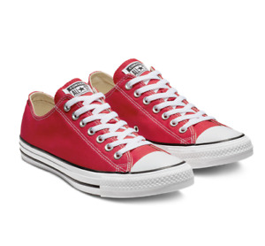 CONVERSE Chuck Taylor All Star Rouge Basket Femme Homme Unisexe Taille 37 Neuve