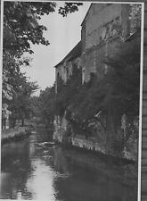 France, Chartres Vintage Print Tirage argentique  17x22  Circa 1939