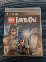 LEGO Dimensions - GAME ONLY For (PlayStation 3 PS3) Complete Tested Working