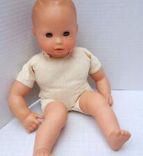 Gotz Doll Germany 140-14 15� Before Bitty Baby Girl Nude Sleeping Blue Eyes