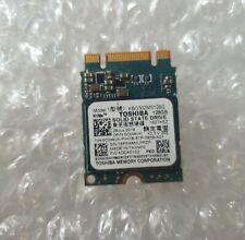 Toshiba BGA 3 KBG30ZMS128G PCIe NVMe M.2 2230 Solid State Drive 128Gb DP/N 0CW4V