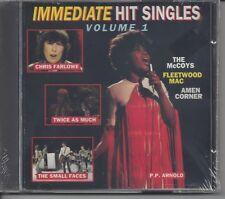 "VARIOUS ARTISTS  ""Immediate Hit Singles Vol.1""  NEW SEALED CD  (12 GREAT TRACKS)"