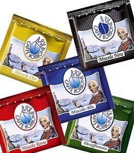 BORBONE 400 Cialde Filtro Carta di Caffè Assortite 44MM per FROG GRIMAC TUBE