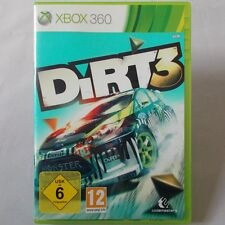 Xbox 360-Microsoft ► Dirt 3 ◄ dt. version | top