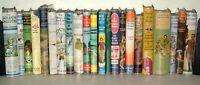 22 Various Classic Books- Various Authors - Hardback With DJ, Various Dates.