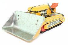 Blechspielzeug - Tippco TCO 65 Planierraupe Bulldozer TIP TOP