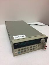 HP 66312A Dynamic Measurement DC Source Power Supply 20V 2A