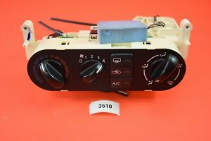 B#30 00-06 Nissan Sentra Climate Control w/ Heater and A/C OEM