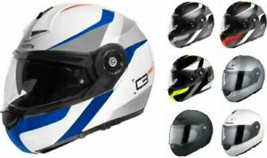 Schuberth C3 Pro Carbon 2021 Aufklappbar Vorne Motorrad Helm & Integriert