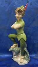 PETER PAN DISNEY FIGURINE 2014 NAO BY LLADRO  #1835