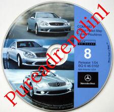 2002 03 MERCEDES S S55 S430 S500 S600 NAVIGATION NAV GPS DISC CD MD NJ VA PA DE