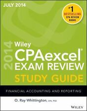Wiley CPAexcel Exam Review Spring 2014 Study Guide: Financial-ExLibrary