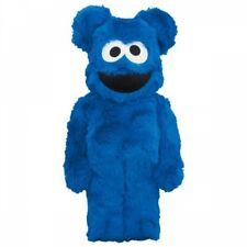 BE@RBRICK Bearbrick COOKIE MONSTER Costume  400 Medicom Toy Japan Pre Sale