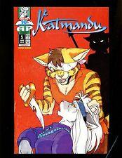 KATMANDU 5(9.0)ANIME-ANTARCTIC PRESS- COMICS(b015)