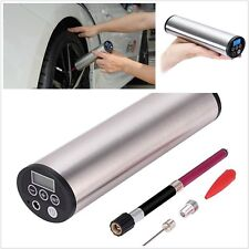 Car Rechargeable Portable Electric Tyre Inflator with LCD Indicator Waterproof