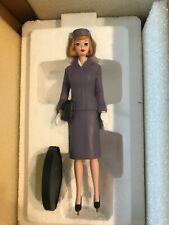 New listing Barbie Doll Figurine Pan American Airways Stewardess PanAm Danbury Mint Box Coa