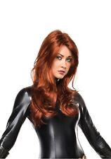Avengers Age of Ultron Black Widow Adult Wig Scarlett Johansson Rubies 32280