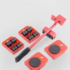 1Pcs Furniture Moving Tool Heavy Gadget Transport Wheel Slider Roller Lifting