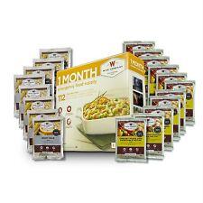 WISE 1 Month Emergency Survival Food Storage Supply