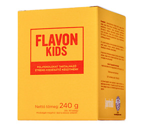 FLAVON KIDS Vit B12 Flavonoids Antioxidant Bioavailable Immune support antiviral