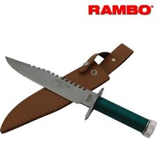 Stallone Rambo 1 First Blood Knife Hollywood Style Signature Edition (Rambo-D1)